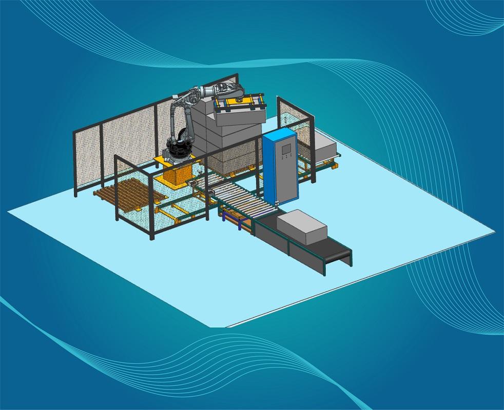 自动化控制 | 工业机器人应用系统集成设计
